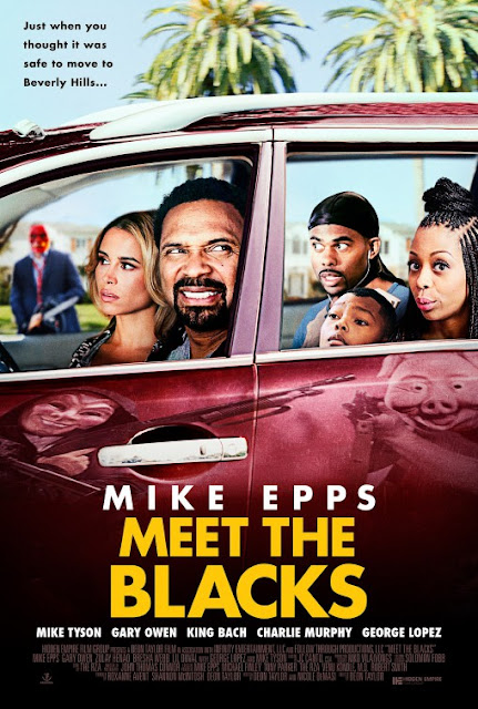 Meet The Blacks (2016) 720 Bluray Subtitle Indonesia