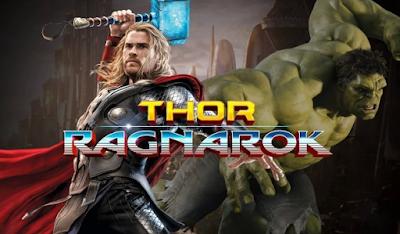 """Daftar Kumpulan Lagu Soundtrack Film Thor: Ragnarok (2017)"""