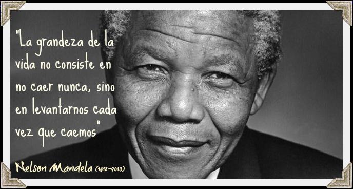 De Poetas Y Piratas Nelson Mandela