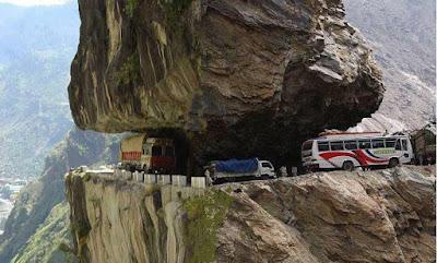 Les carreteres més perilloses del món