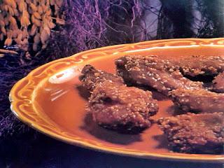 Gambar Resep Ayam Wijen
