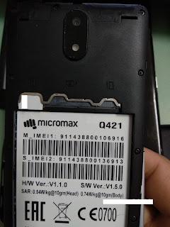 Micromax Q421