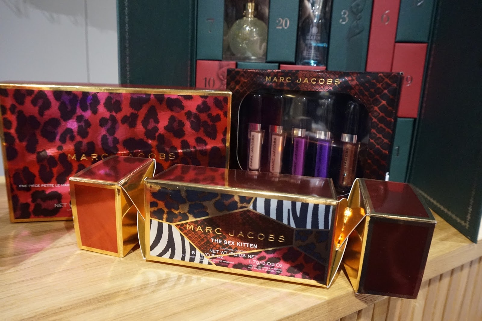 Marc Jacobs Christmas Gift Sets