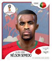 PES 6 Faces Nélson Semedo by BR92