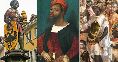 Moors who were Black kings and queens