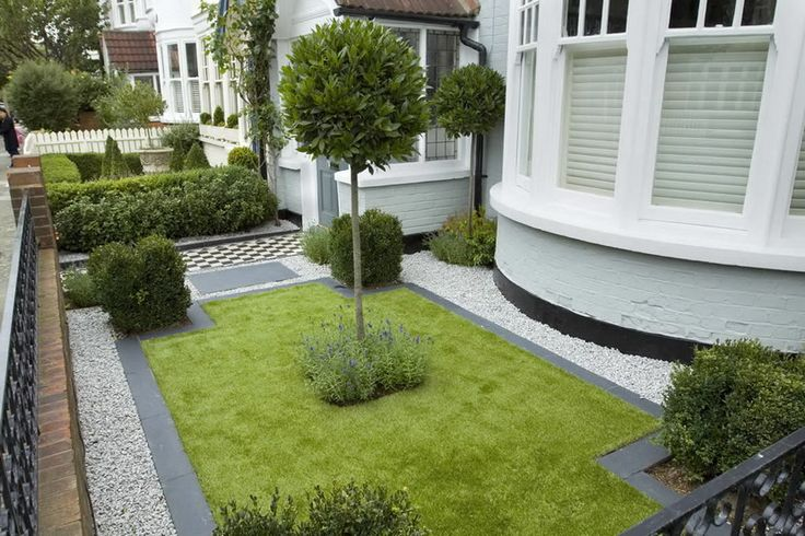 landscape design for small spaces 2