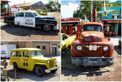 arizona route 66 seligman