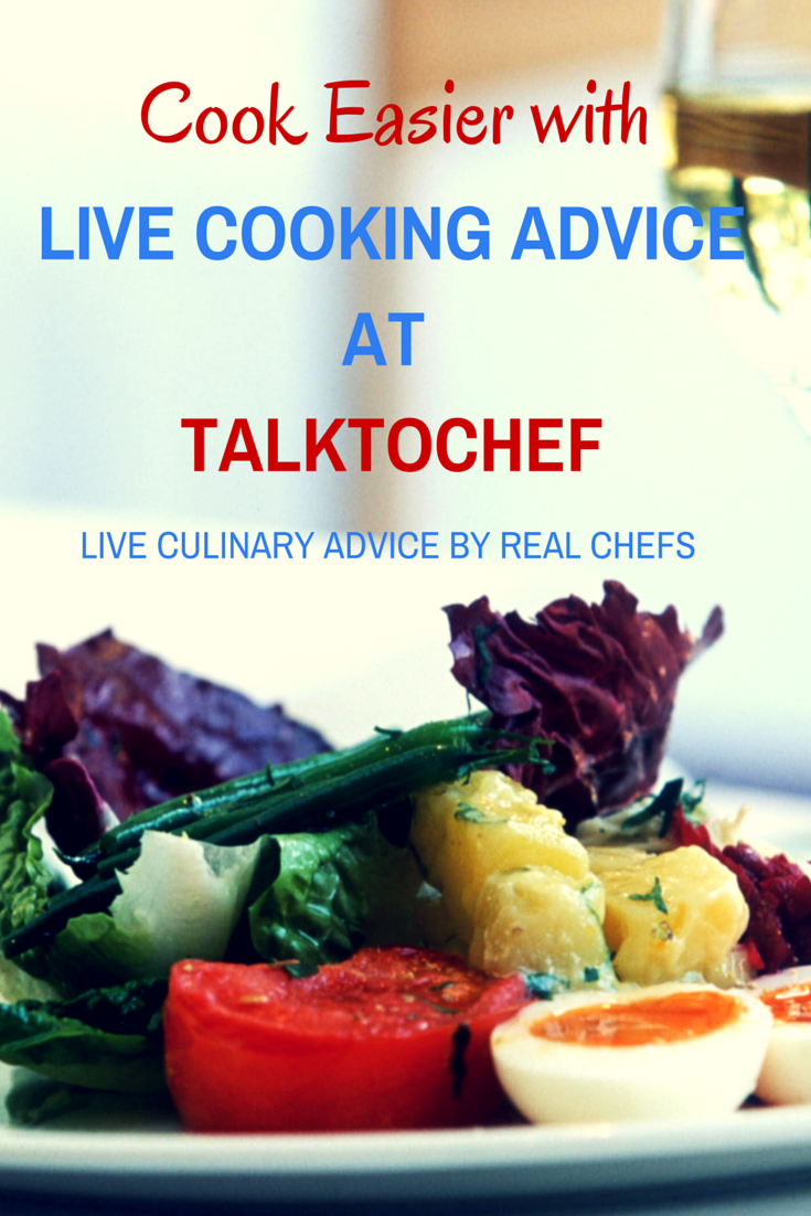Culinary Tips, Professional Chefs, Kitchen Tips