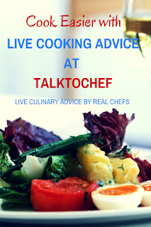 Cook Easier with Live Cooking Advice at TalkToChef