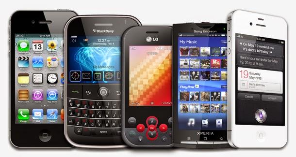 Manfaat Memiliki Telepon Seluler, Telepon Genggam atau Smartphone [Android, IOS, IPhone dari Apple]