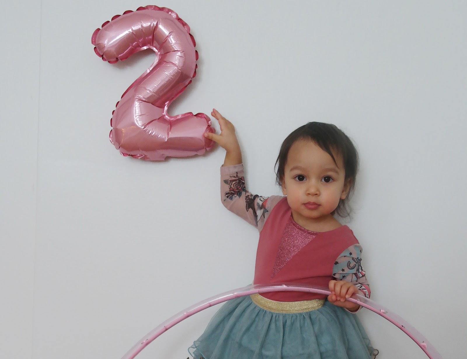 2-vuotias!