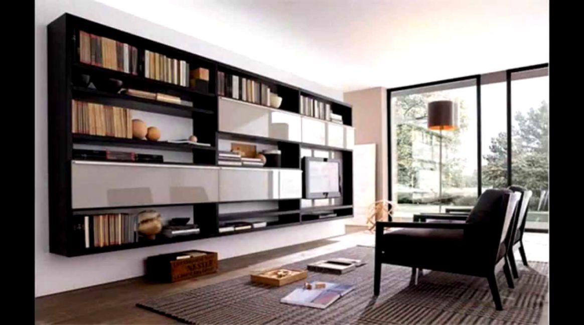 Modern Home Library Design Ideas Wallpapers Gallery