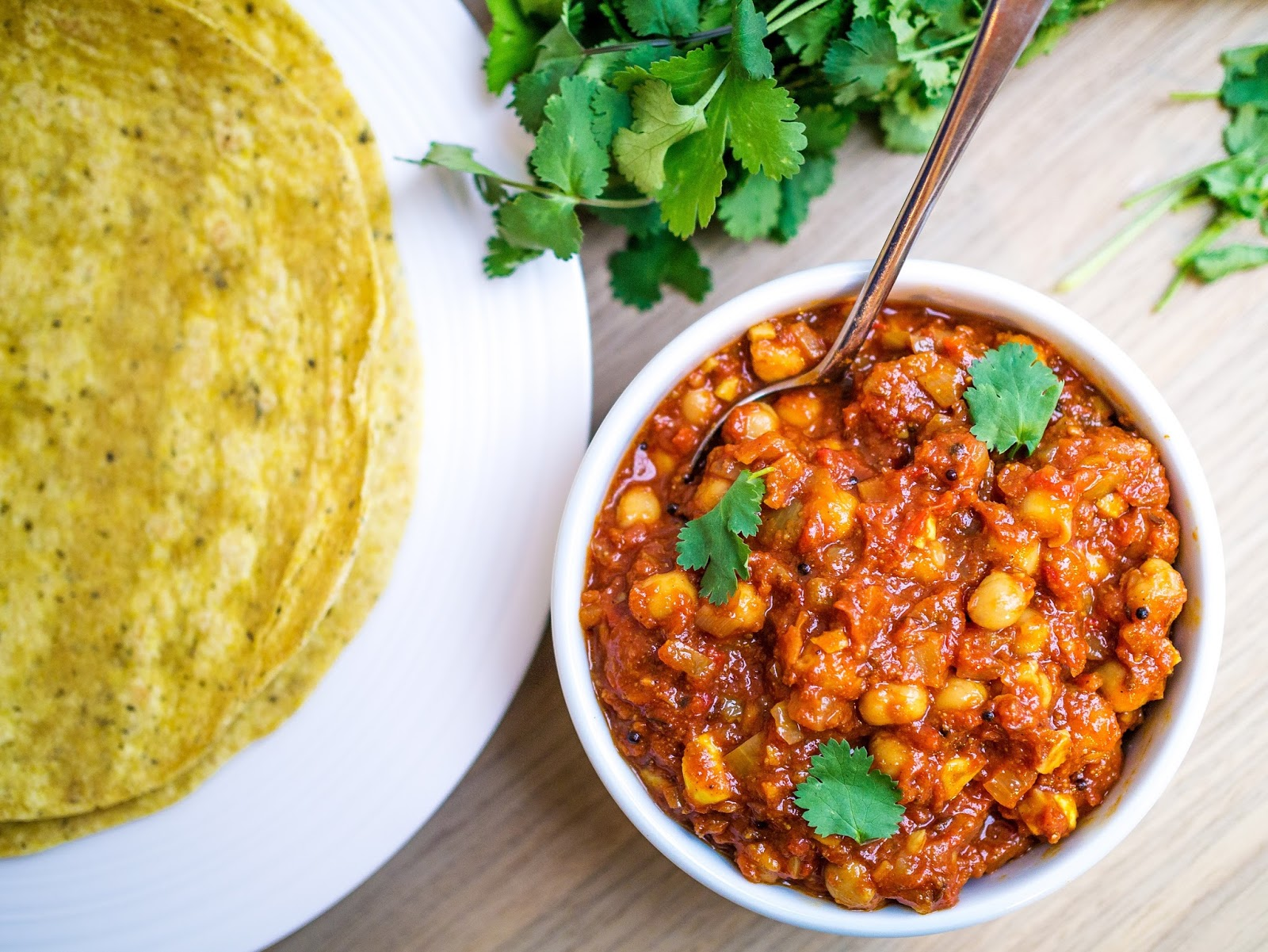Adaptable One Pot Curry For World Meat Free Day