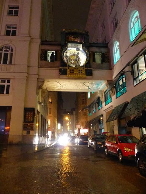 horloge astronomique Vienne