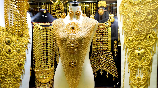 Biggest Gold Trade in Dubai