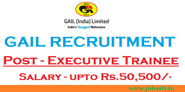 Gail Careers, GAIL Notification 2017, GAIL Recruitment through GATE 2017