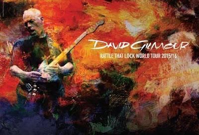 David Gilmour - petizione Rai 2016