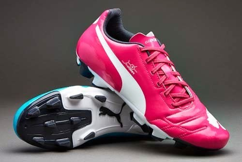 hot sale online 7c951 bf9bf 2014 New Puma evoPOWER 4 Tricks FG Cesc Fabregas
