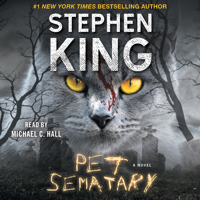 PET SEMATARY audiobook by Stephen King, read by Michael C. Hall