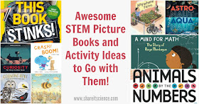 STEM picture books and STEM activity ideas