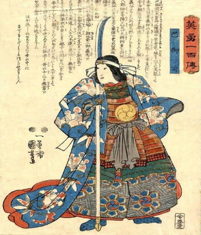 Onna-Bugeisha, Legenda Pahlawan Samurai Wanita Jepun