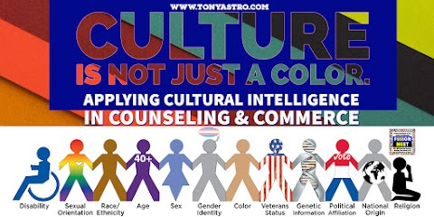 Culture is not Just a Color: On Culturally Diverse Populations and Cultural Intelligence by Tony Astro