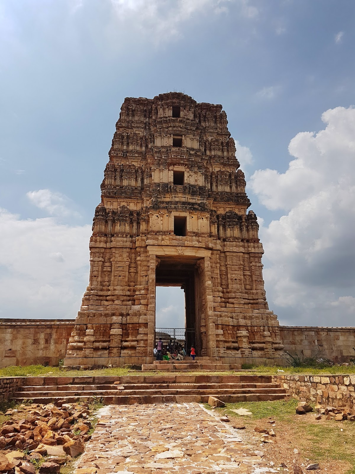 Madhavaraya temple in Gandikota