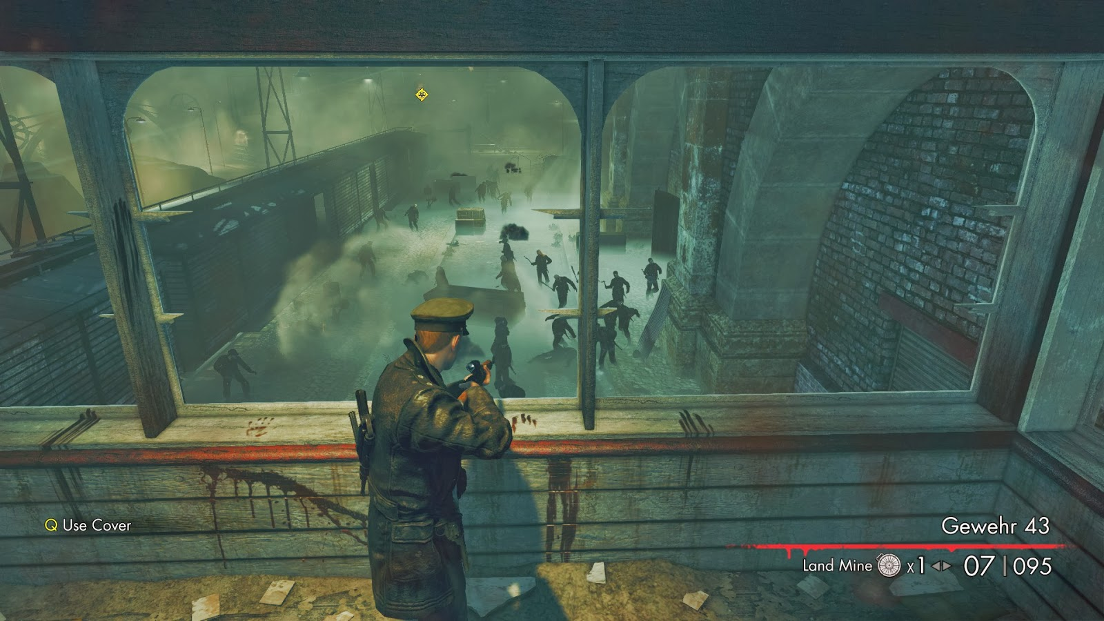 Sniper Elite Nazi Zombie Army 2 PC Game Free Download