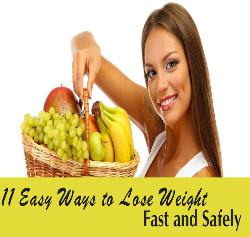 safe and easy way to lose weight