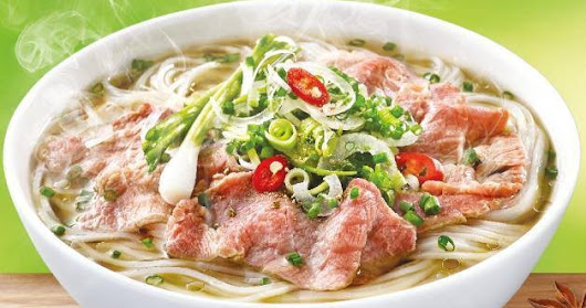 Vietnam Pho 10 noodle topped the world 's finest ~ I Am Go To