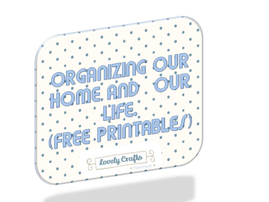daily to do list-calendar-shopping- printables para organizar el hogar-gastos-compras-tareas-niños