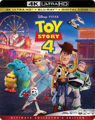 Toy Story 4 2019 4k Ultra Hd