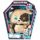 Monster High Just Play Watzit Freaky Fabulous Pet Bean Plush Plush