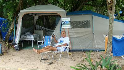 camping na Pinheira - SC