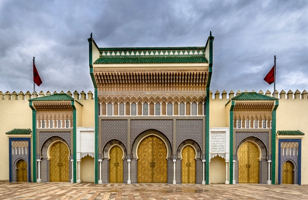 palatul-regal-fes-maroc