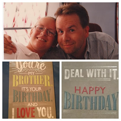 Happy Birthday Big Brother!