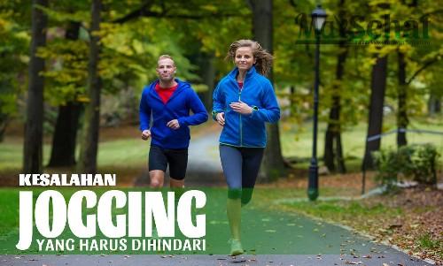 Tips Cara Jogging yang Benar
