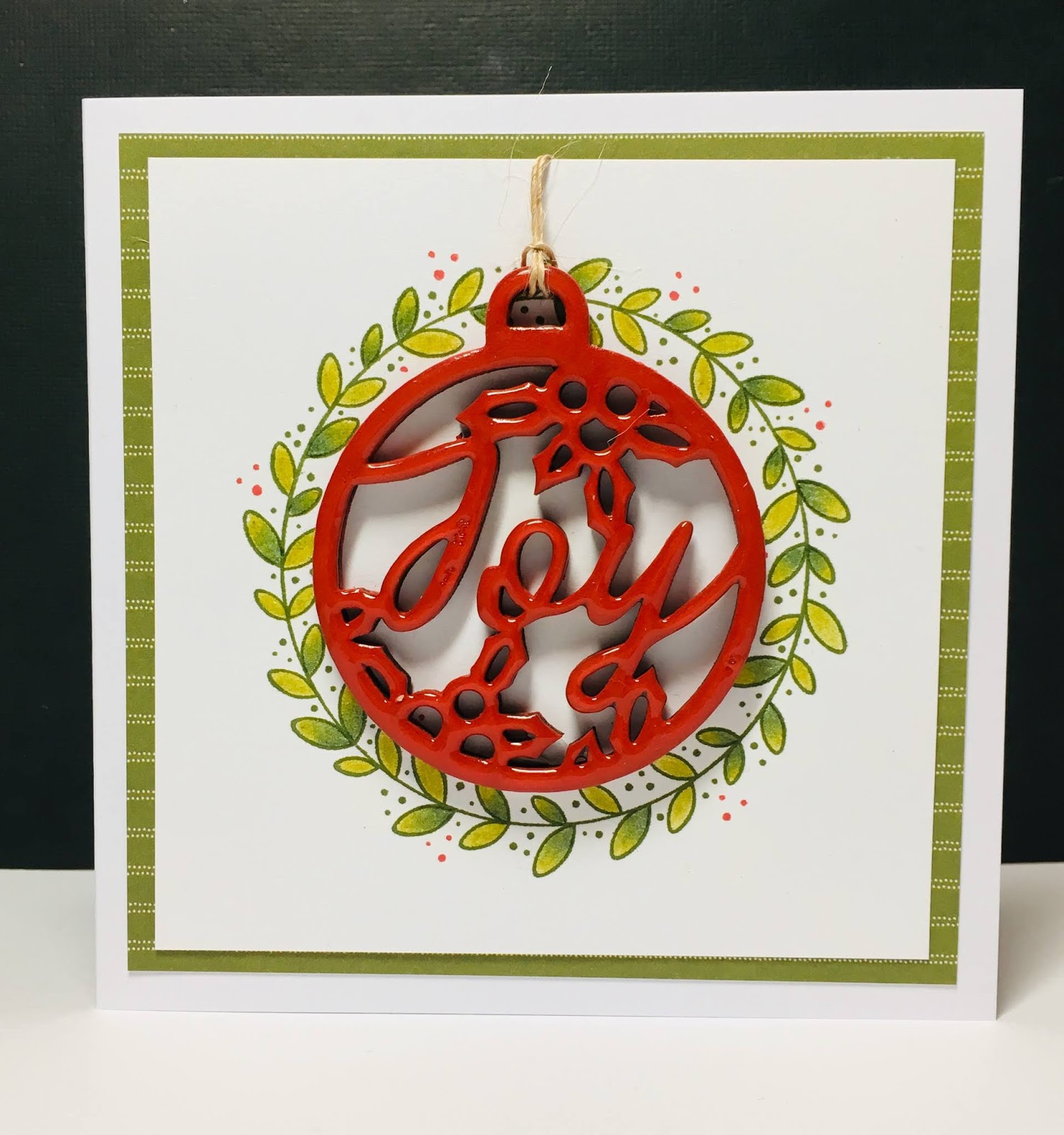 Funky Fossil: Christmas Card and Gift Combo