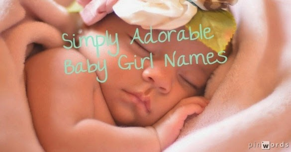 Nameisms ~ Baby Name Blog: Simply Adorable Baby Names for ...