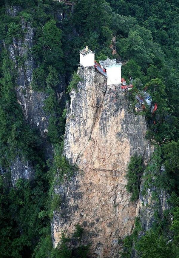 เขาถ่าหยุนซาน (Tayun Mountain)