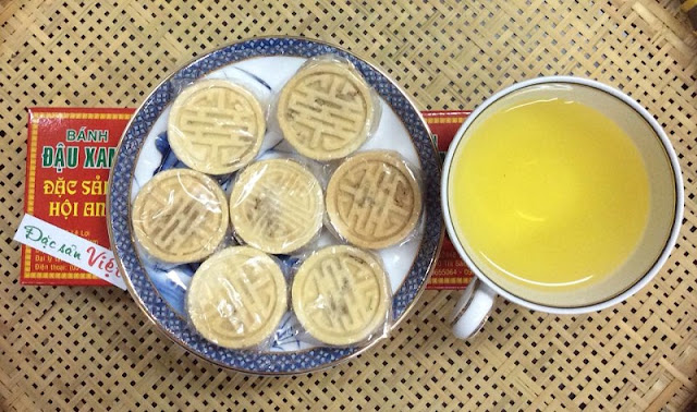 Mung bean cookies – Hoi An's special snack 2