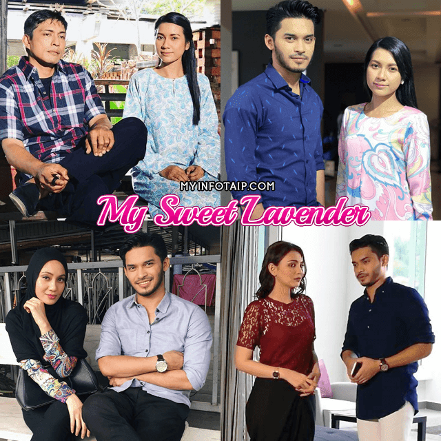 My Sweet Lavender TV9