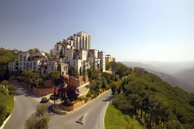 Grand Hills, a Luxury Collection Hotel & Spa, Broumana, Lebanon