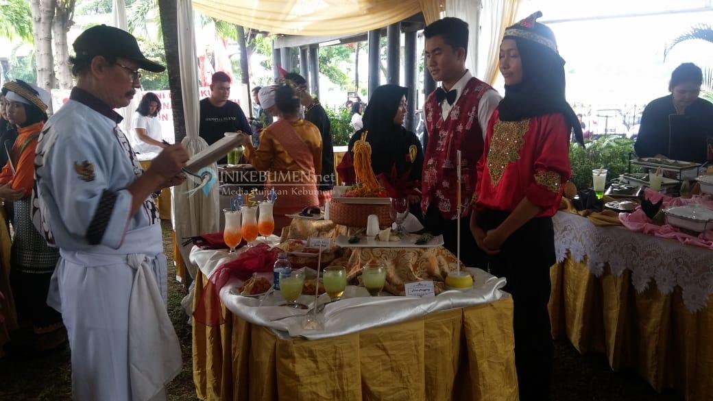 Hebat! Orang Kebumen ini jadi Juri Festival Masakan Khas Aceh