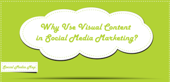 Using Visual Content In Social Media Marketing [Infographic]