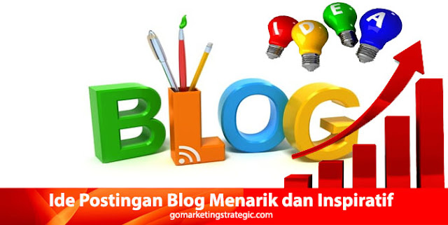 Ide Niche topik Postingan Blog yang Menarik