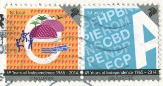 independence, stamps, referendum