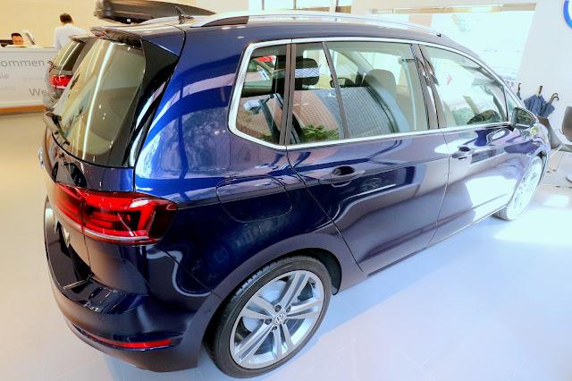 福斯VW Golf Sportsvan 賞車試駕評價