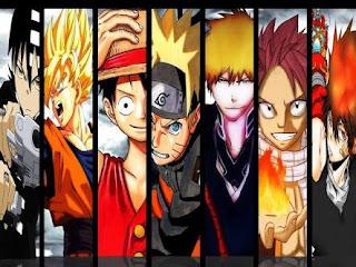 Anime Terbaik asal jepang