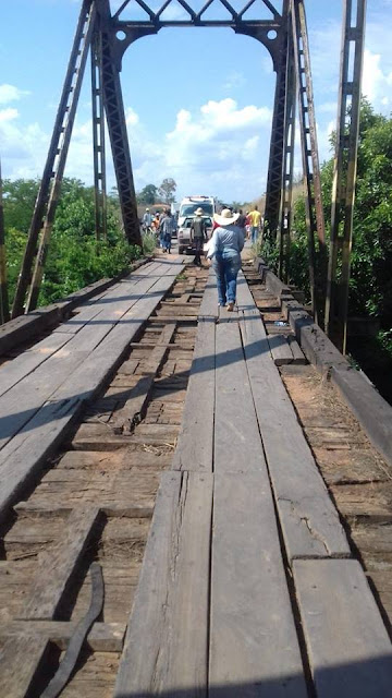 Ponte do Ribeirão Rondônia